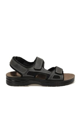 Polaris 400625.M1FX Gri Erkek Sandalet 101022108 1