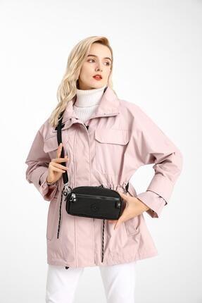 Smart Bags Smbyb1112-0001 Siyah Kadın Minik Çapraz Çanta 0
