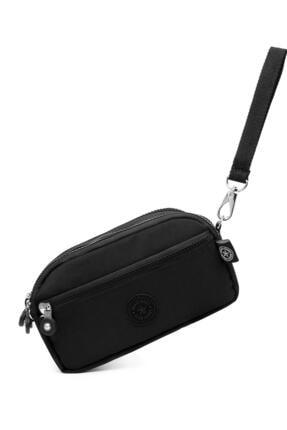 Smart Bags Smbyb1112-0001 Siyah Kadın Minik Çapraz Çanta 3