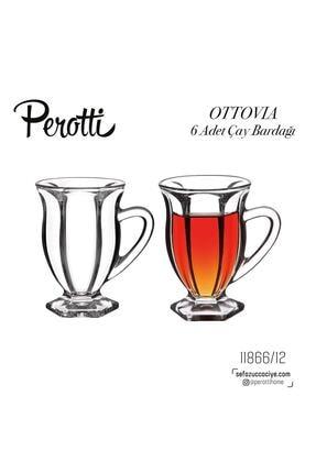 Perotti - Sefa Perotti Ottovia 6 Adet 11866 Çay Seti 0