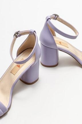 Elle Kadın Topuklu Sandalet 3