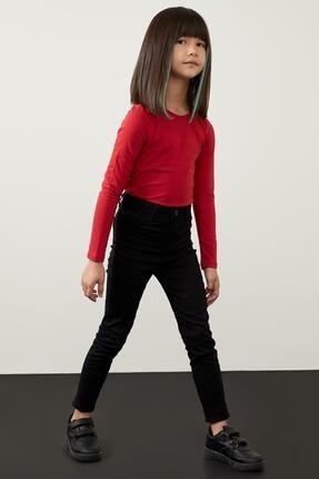 Defacto Kız Çocuk Uzun Kollu Basic Tişört 2