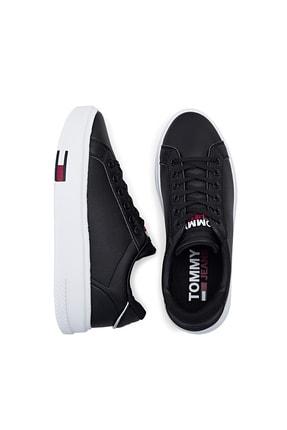 Tommy Hilfiger Kadın Sneaker Ayakkabı En0en01268 Bds 4