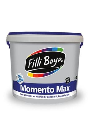 Filli Boya Momento Max Silinebilir Iç Cephe Duvar Boyası 7,5 Lt Renk:havai Mavi 0