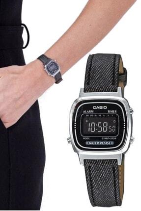 Casio Kadın Kol Saati La670wl-1bdf 1
