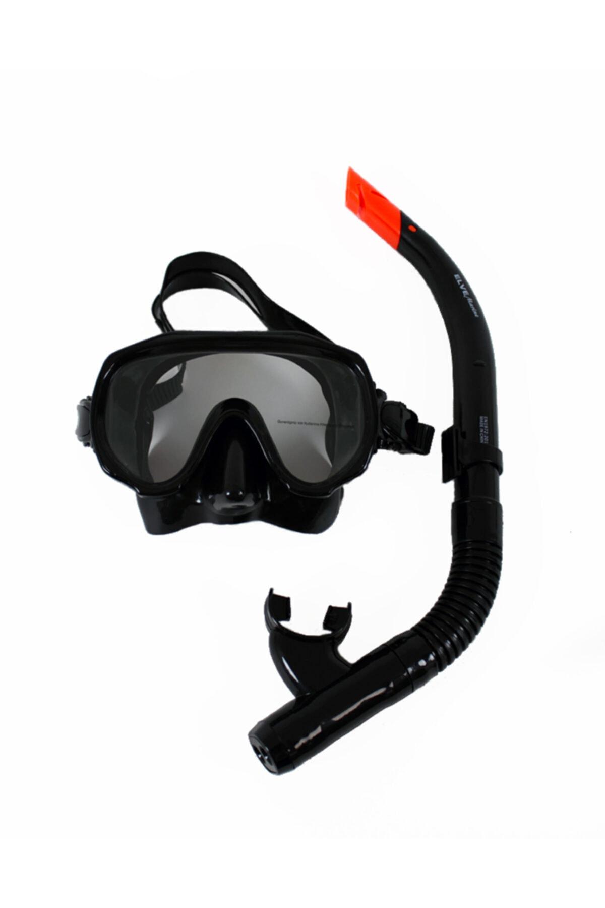 Mask-snorkel Set