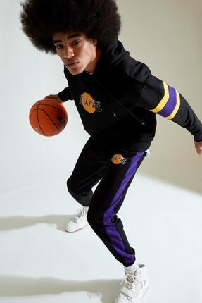 Defacto NBA Lisanslı Unisex Regular Fit Jogger Eşofman Altı 0