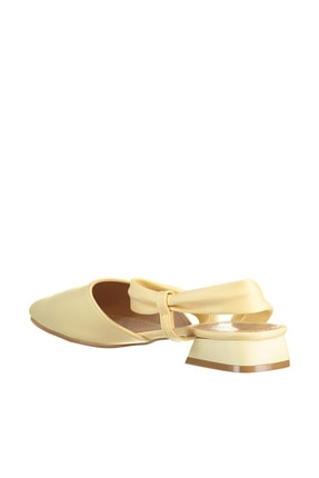 Soho Exclusive Sarı Kadın Sandalet 15933 4