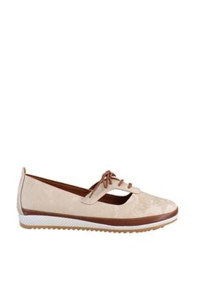 Soho Exclusive Bej Kadın Casual Ayakkabı 16101 3