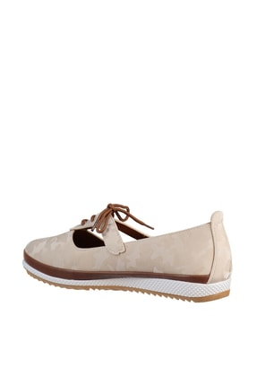 Soho Exclusive Bej Kadın Casual Ayakkabı 16101 4