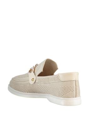 Soho Exclusive Bej Kadın Casual Ayakkabı 16108 4