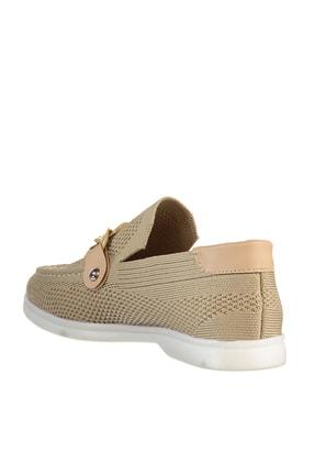 Soho Exclusive Vizon Kadın Casual Ayakkabı 16108 4