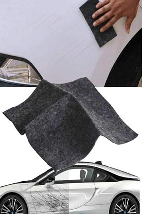 Bundera Fixera Araç Çizik Giderici Kapatıcı Bez Oto Araba Rütuş Boyası Pasta Cila Boya Rötuş Pedi 0