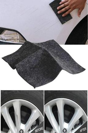 Bundera Fixera Araç Çizik Giderici Kapatıcı Bez Oto Araba Rütuş Boyası Pasta Cila Boya Rötuş Pedi 1