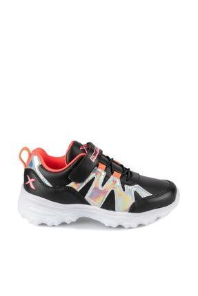 Kinetix WAVES 9PR Siyah Kız Çocuk Yürüyüş Ayakkabısı 100438250 1