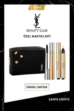 Yves Saint Laurent Mascara Volume Effet Faux Cils Maskara Seti 8690595147697 0