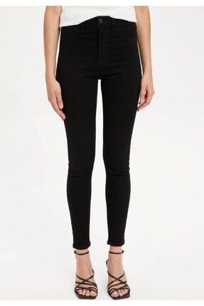Defacto Anna Yüksek Bel Super Skinny Fit Jean Pantolon 0