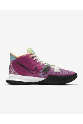Nike Unisex Mor Kyrie 7 Creator Ayakkabı 1