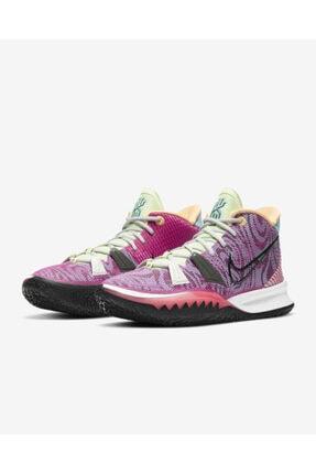 Nike Unisex Mor Kyrie 7 Creator Ayakkabı 3