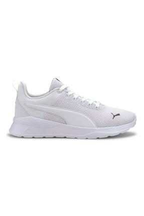 Puma ANZARUN LITE JR-2 Beyaz Erkek Çocuk Koşu Ayakkabısı 100547381 0