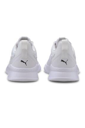 Puma ANZARUN LITE JR-2 Beyaz Erkek Çocuk Koşu Ayakkabısı 100547381 3