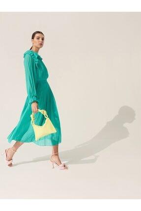 Mint Yeşili Elbise QS2145075
