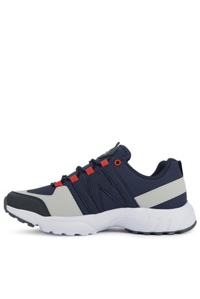 Slazenger Zookeeper Sneaker Erkek Ayakkabı Lacivert Sa11re354 3