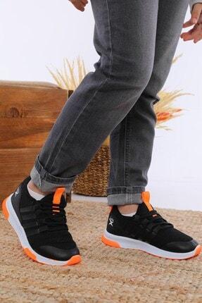 AlbiShoes Unisex Çocuk Siyah Sneaker 4