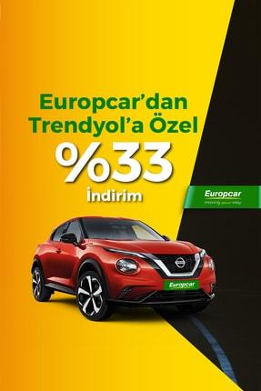 Europcar Konforuyla Seyahat Avantajı Trendyol'da 1 TL 0
