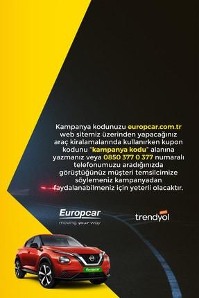 Europcar Konforuyla Seyahat Avantajı Trendyol'da 1 TL 2