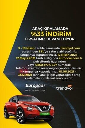 Europcar Konforuyla Seyahat Avantajı Trendyol'da 1 TL 3
