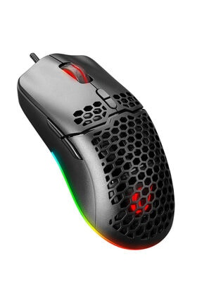 Rampage X-titan 7200 Dpı Rgb Ledli Süper Hafif Makrolu Oyuncu Mouse + Combat Zone 270x350x3mm Mouse Pad 2