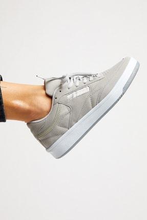 Tonny Black Gri Süet Unisex Sneaker TB107-0 0