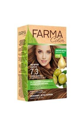 Farmasi Saç Boyası Fındık Kabuğu 7.3 0