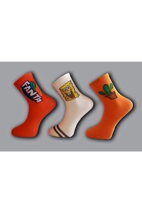 Çoraphane Kolej Çorap 10 Çift 4