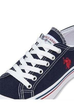 US Polo Assn PENELOPE Lacivert Kadın Sneaker 100249231 3