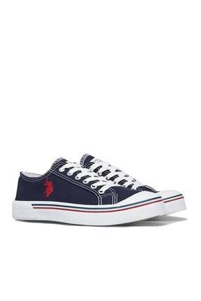 US Polo Assn PENELOPE Lacivert Kadın Sneaker 100249231 4