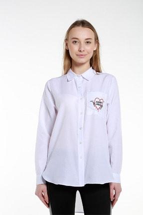 Gomlek-beyaz A7429